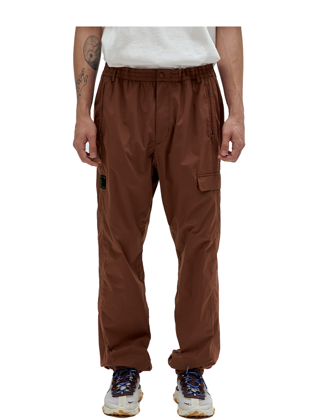 SSFC OFFICIAL CLUB TROUSERS - BROWN