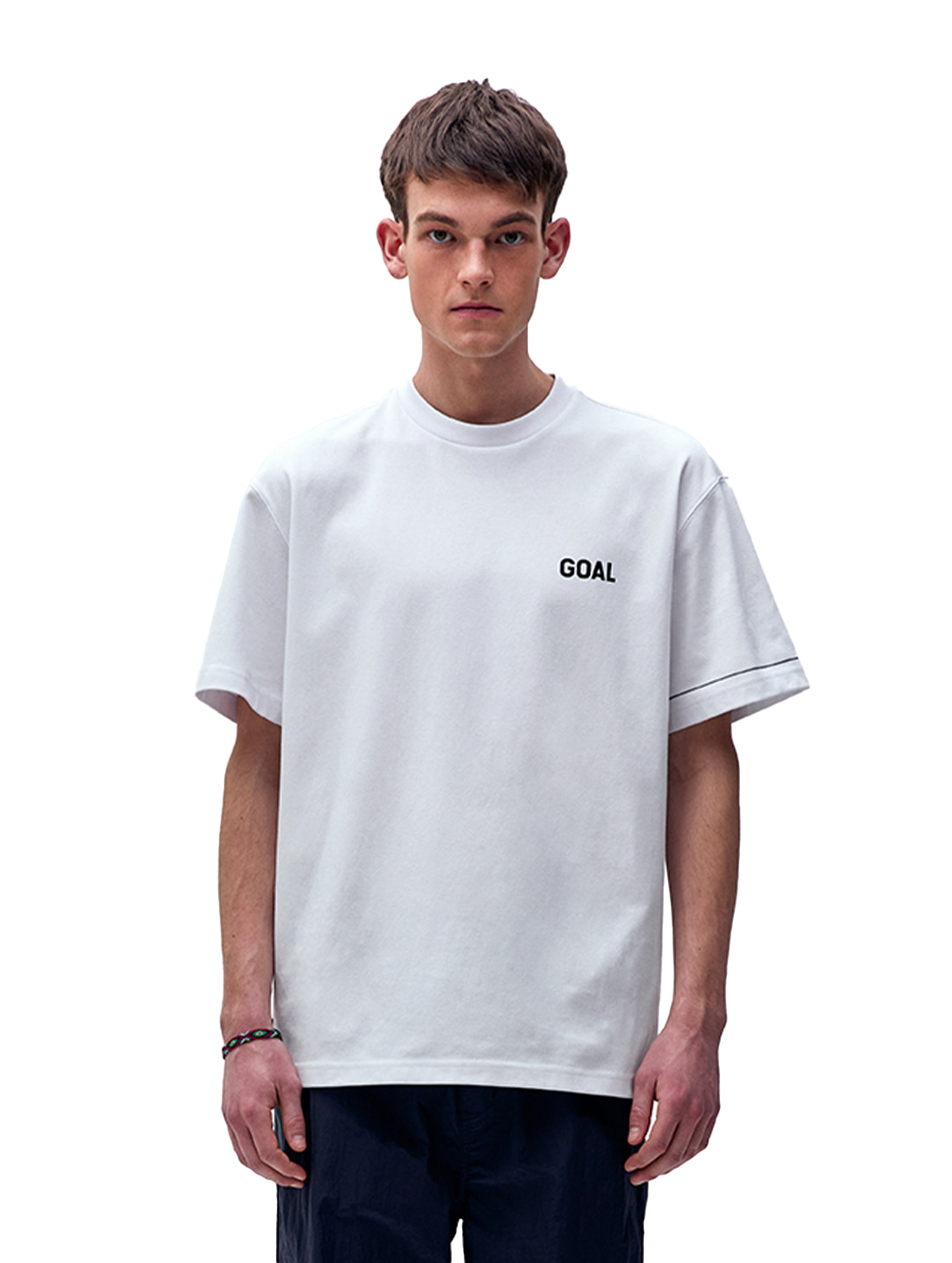 LTG SHORT SLEEVE TEE - WHITE