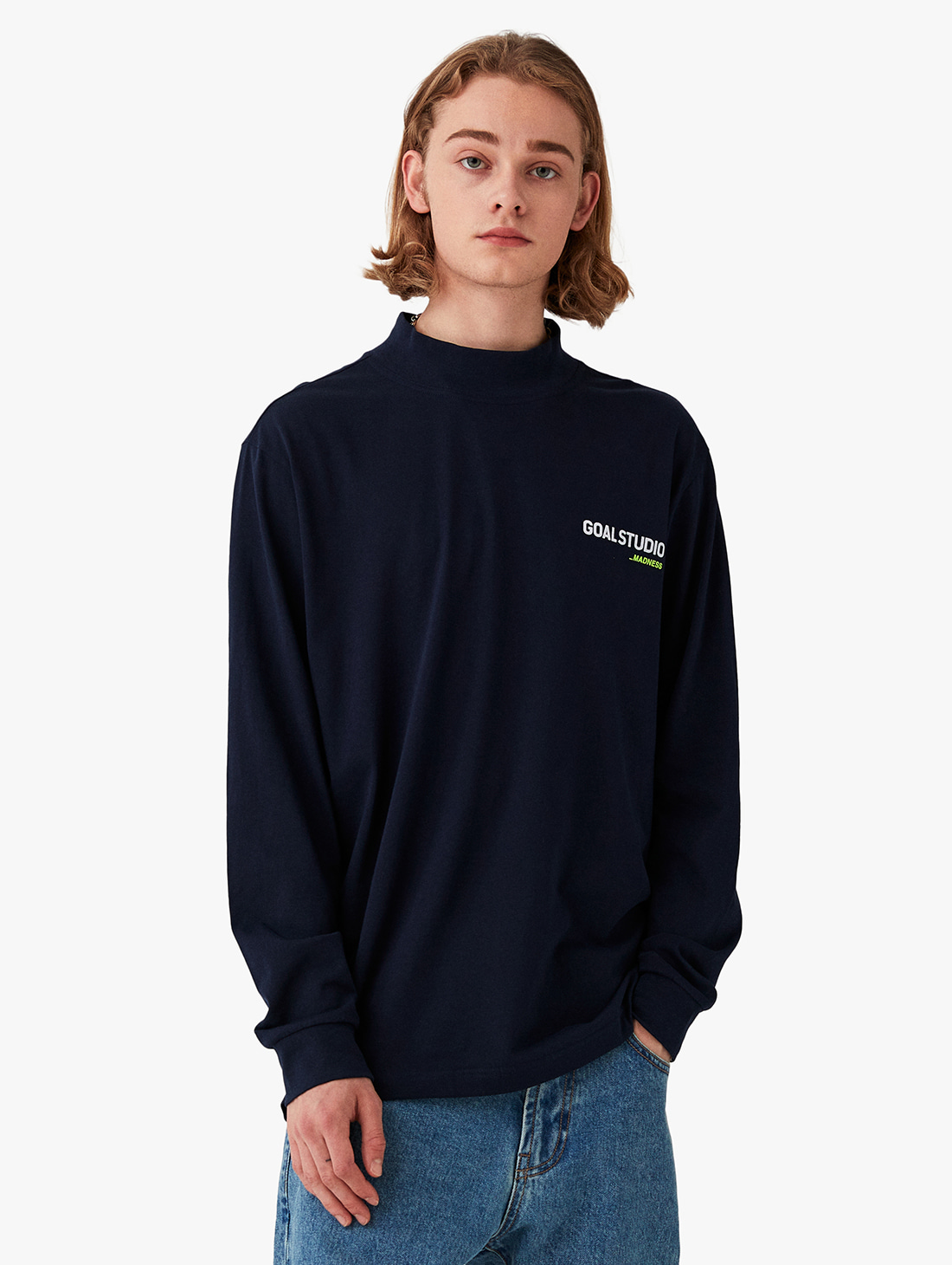 MADNESS LONG SLEEVE TEE (2 Colors)