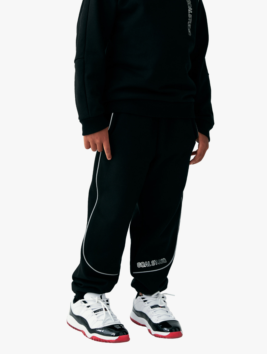 (KIDS) PIPING JOGGER PANTS (3 Colors)
